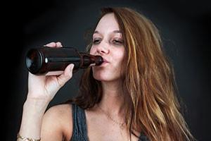 alcoholic-shutter136934192-alcoholic-woman